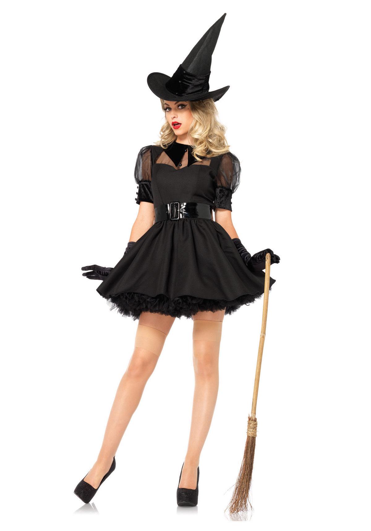 Leg Avenue 85238 Bewitching Witch Costume | eBay