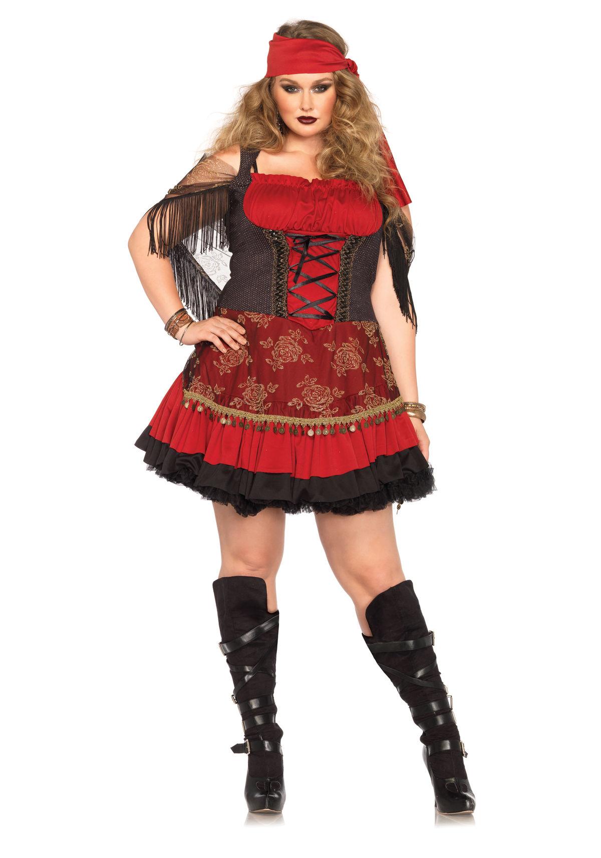 Mystic vixen costume not agree