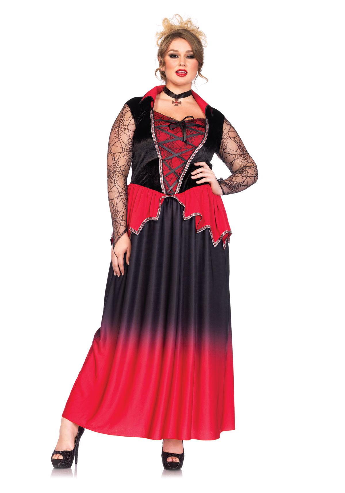 Leg Avenue 85426x Plus Size Just Bitten Beauty Costume Ebay