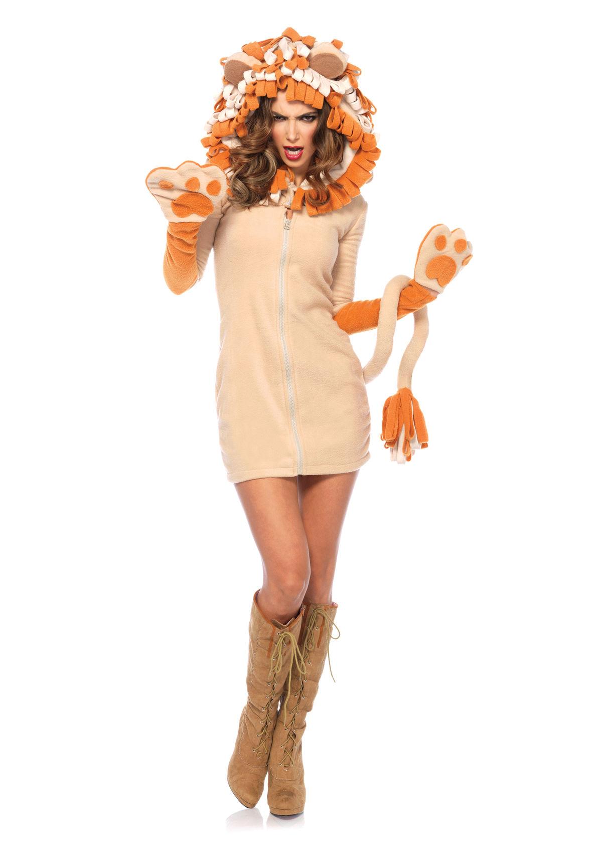 Leg Avenue 85501 Cozy Lion Costume   eBay