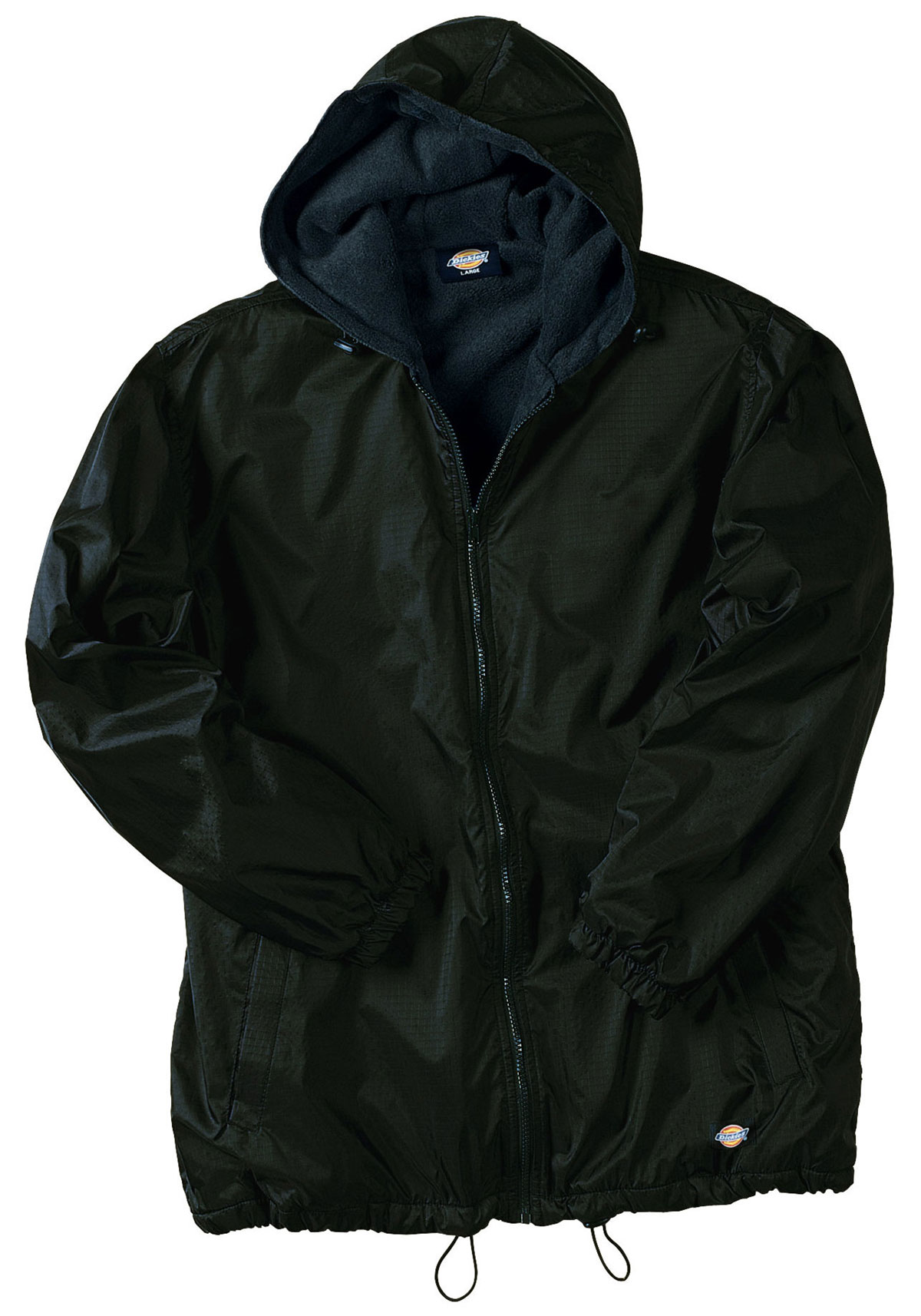 Lined Hooded Nylon Jacket 92