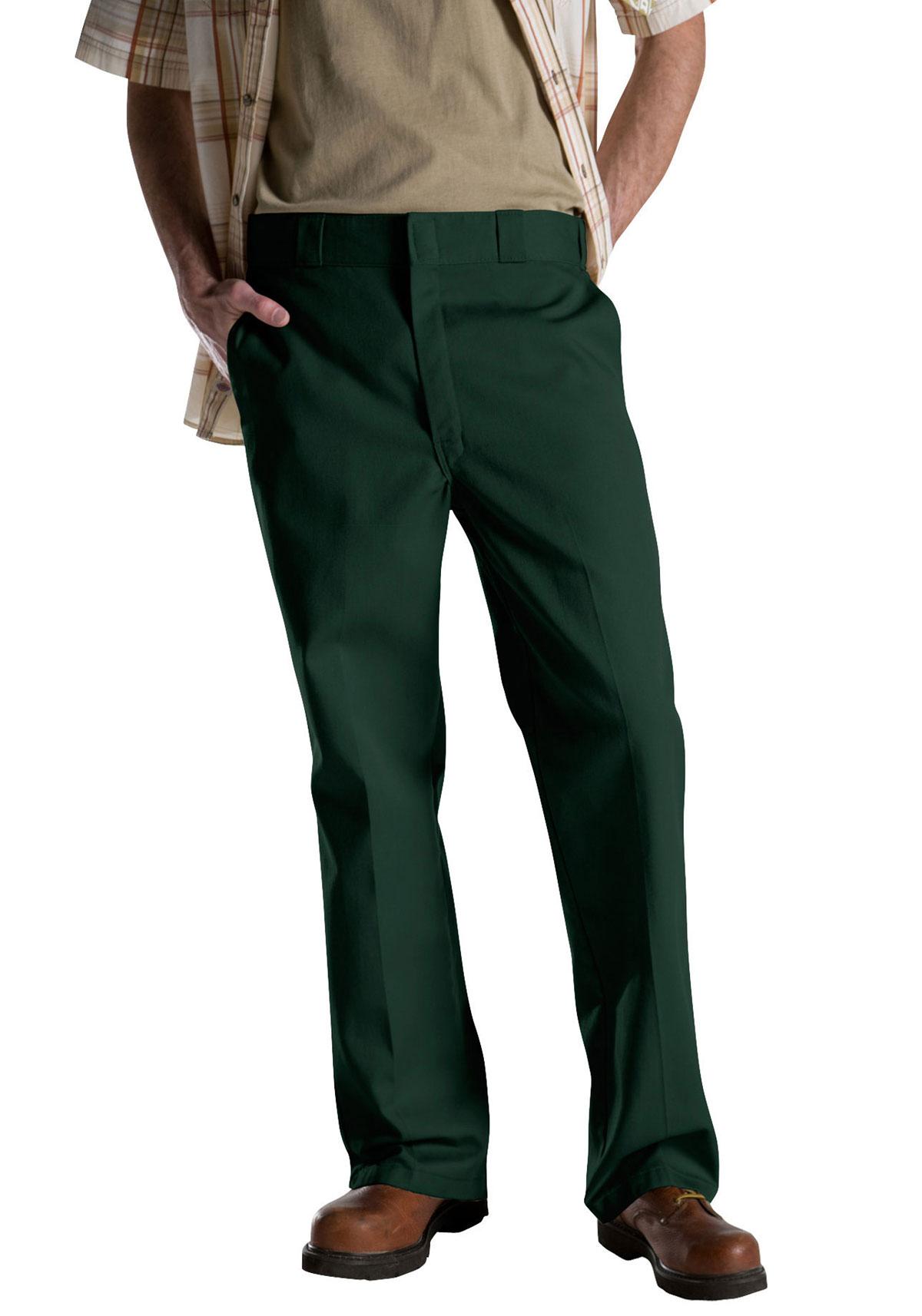 Hunter Green Work Pants