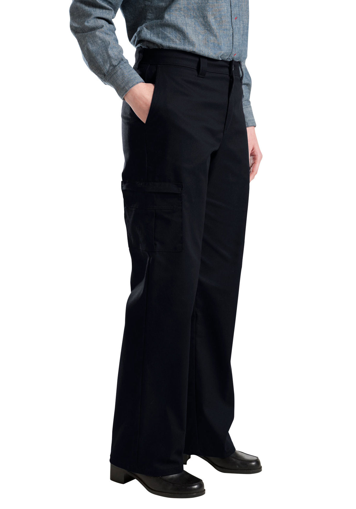 Model The Gallery For --u0026gt; Womens Cargo Pants With Pockets