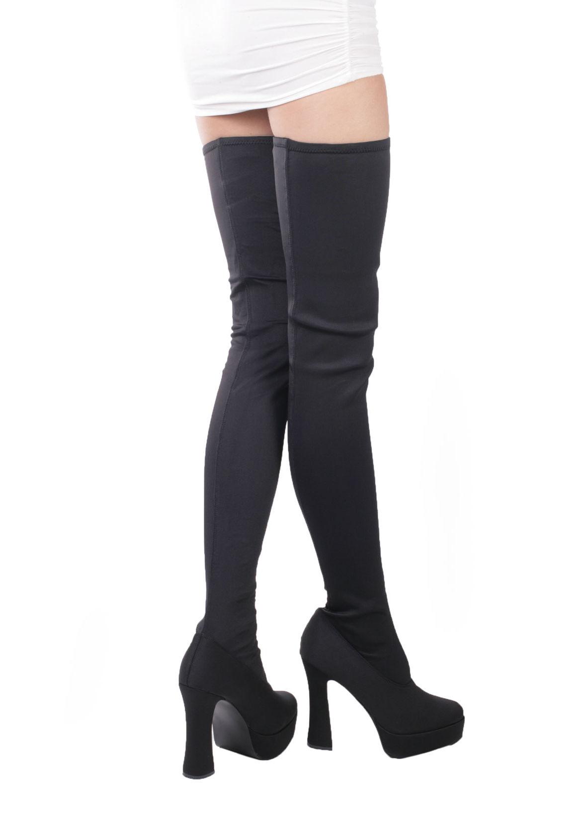 pleaser electra 3000 s 5 inch heel thigh high
