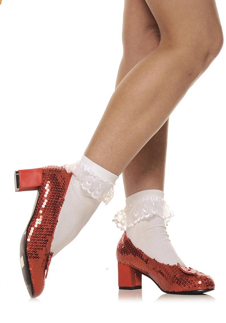 Ellie Shoes 203-JUDY Women's 2 Inch Heel Women Sequined ...