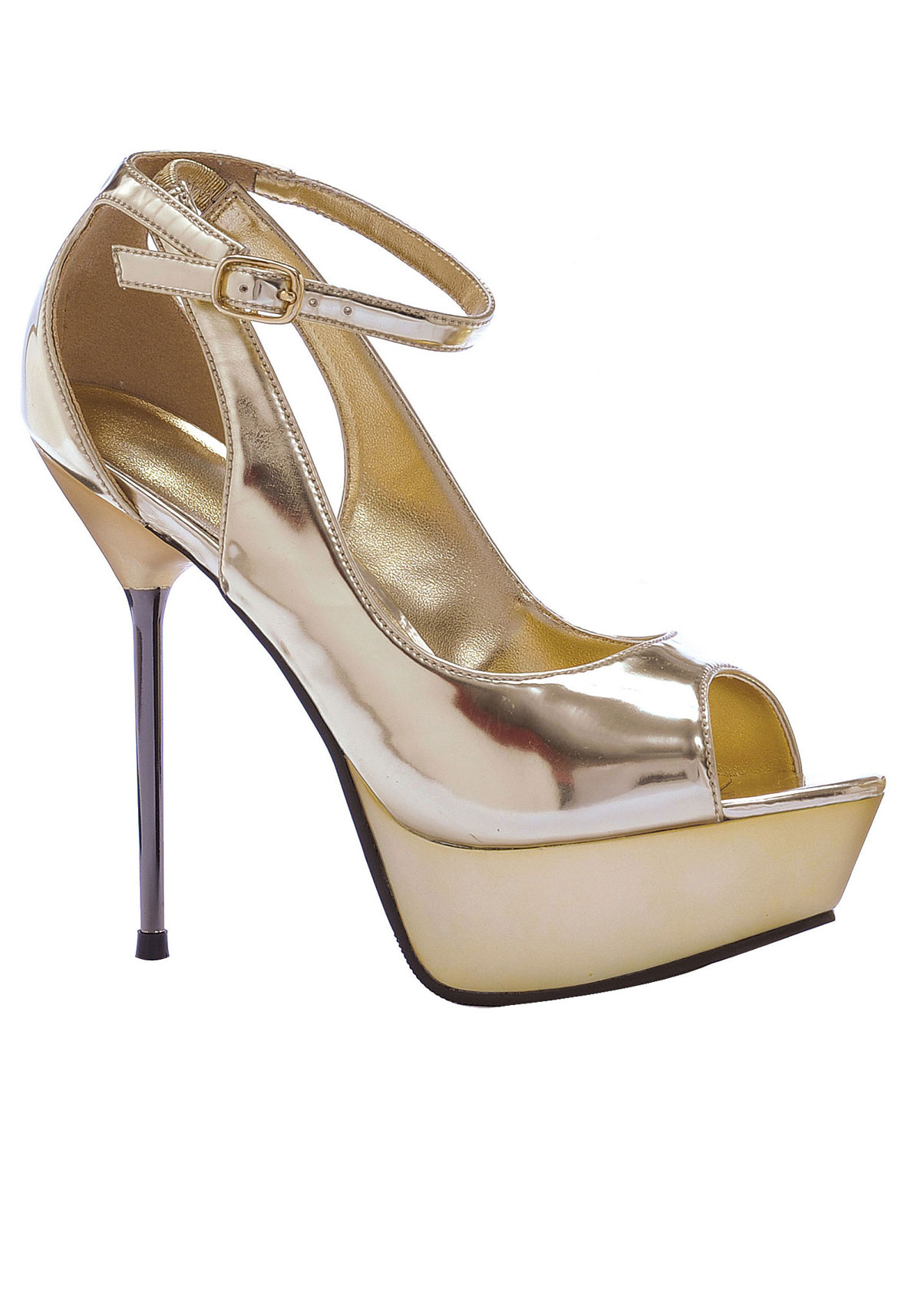 ellie shoes 567 loren loren 5 metallic stiletto heel