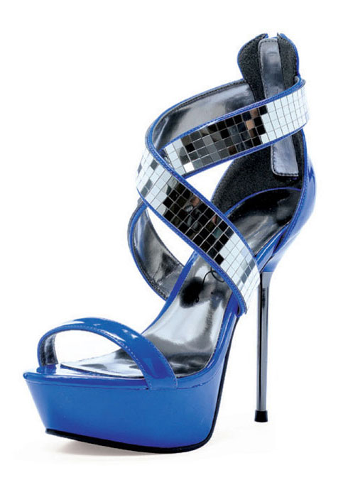 Ellie Shoes  Roni Black