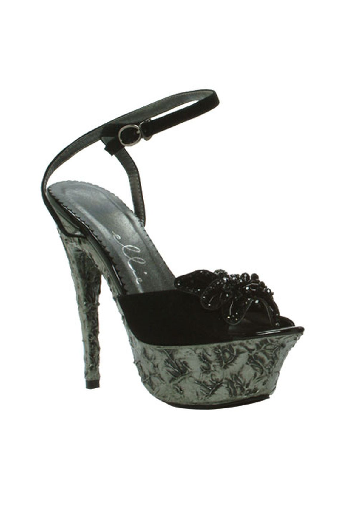 ellie shoes 688 s 6 inch heel lava platform