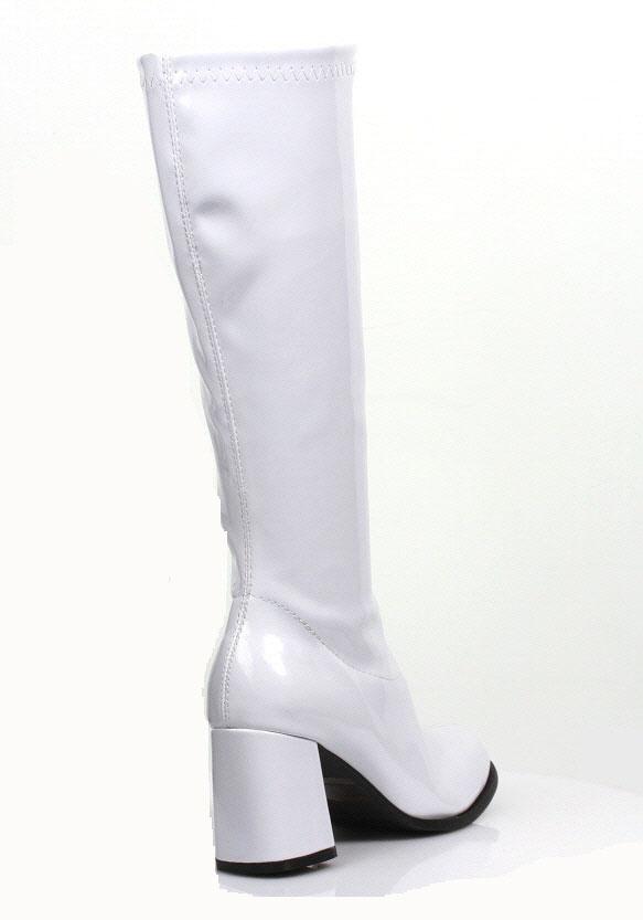 Ellie Shoes Blue Gogo Boots Size 7 Za0Gld