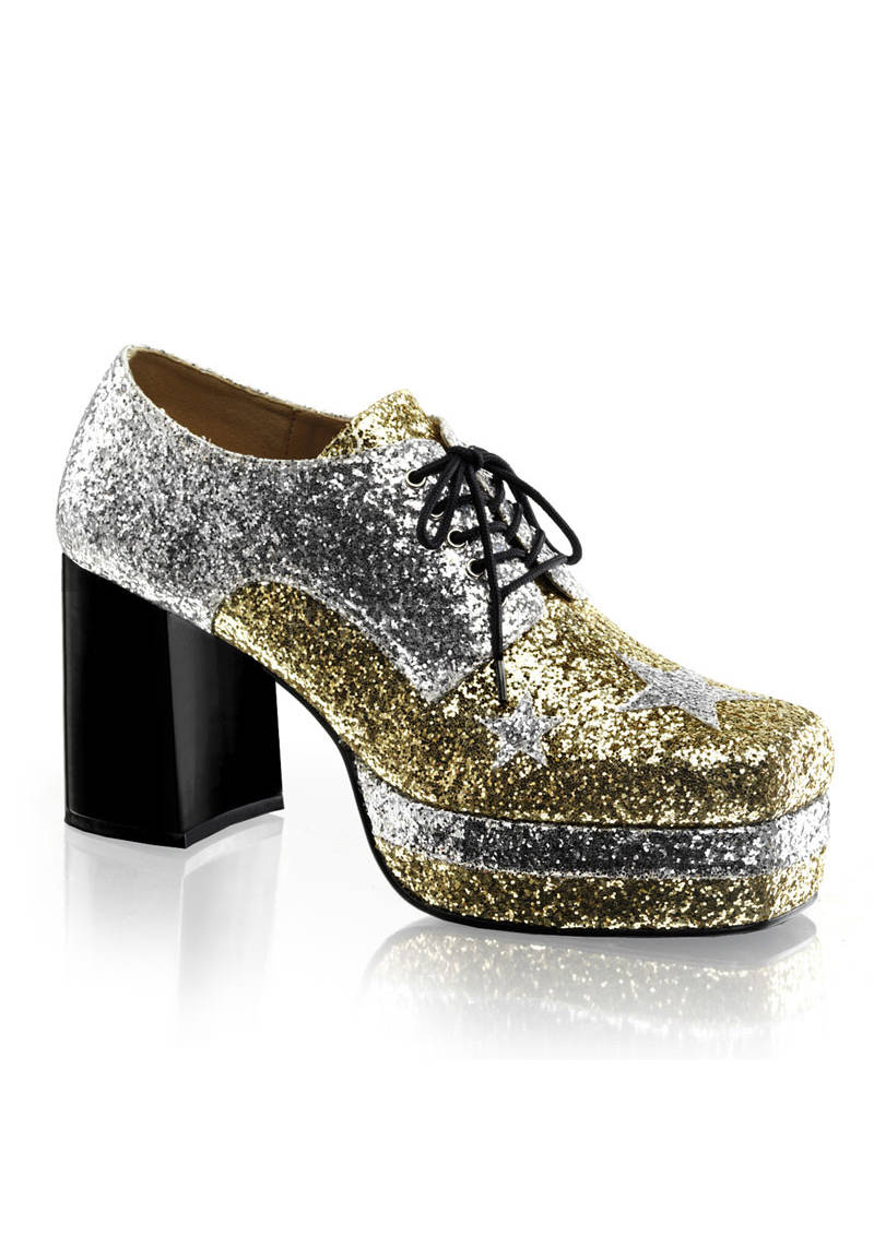 funtasma glamrock 02 s platform shoe 3 1 2 inch ebay