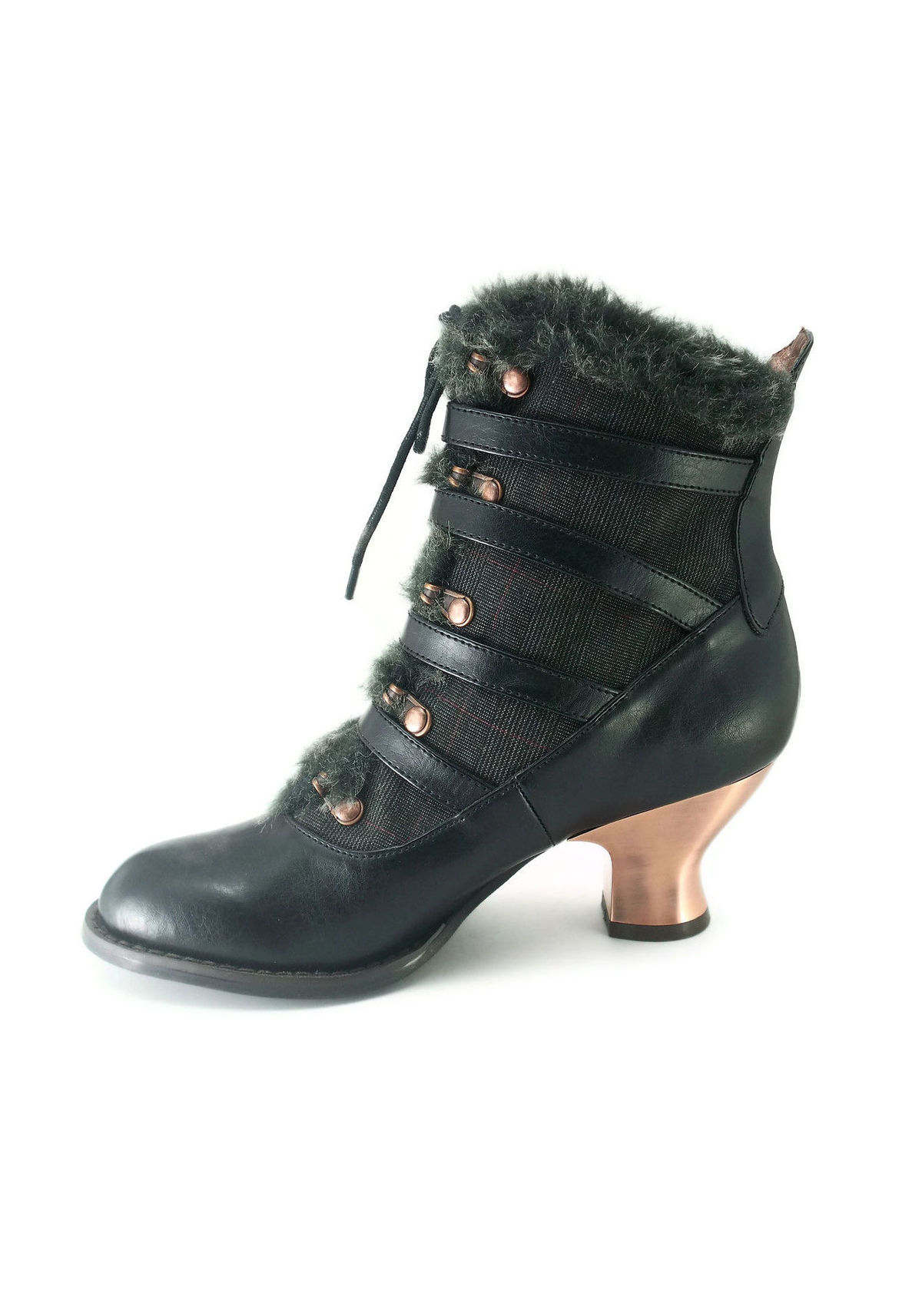 Hades NEPHELE Victorian Ankle Boots Boots Boots 830ed7