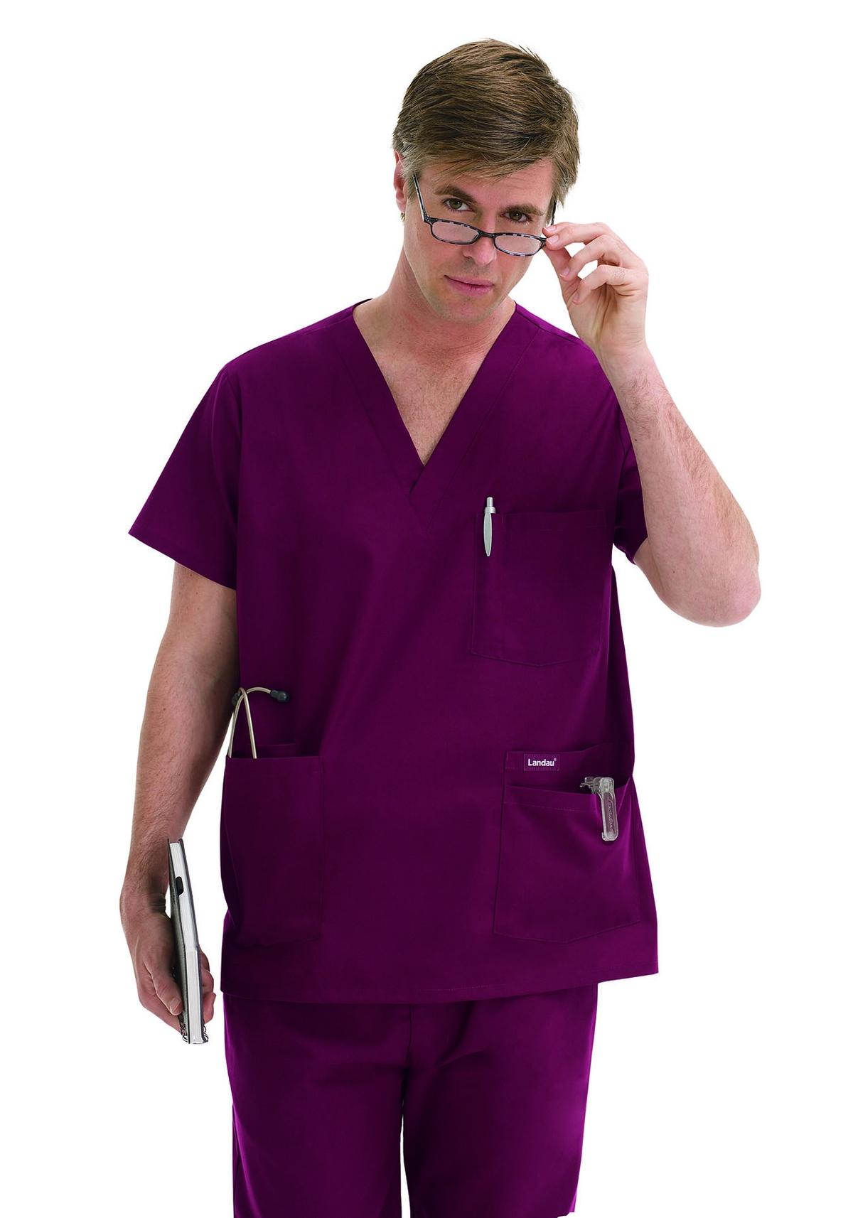 landau guys Redding medical inc equipment and scrubs is a major supplier of littmann stethoscopes, welch allyn diagnostics, seca scales, nursing equipment, such as blood pressure units, thermometers, vital signs, ekg, dopplers.