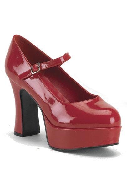 funtasma maryjane 50x wide width platform shoe