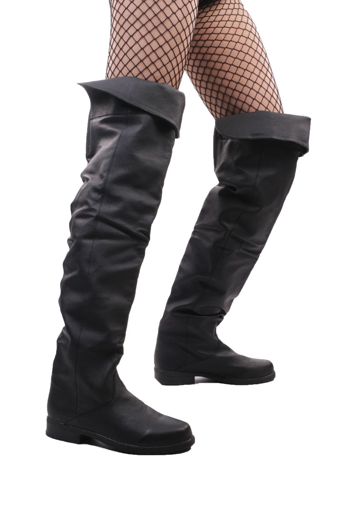pleaser maverick 8824 s thigh high pig lea boot ebay