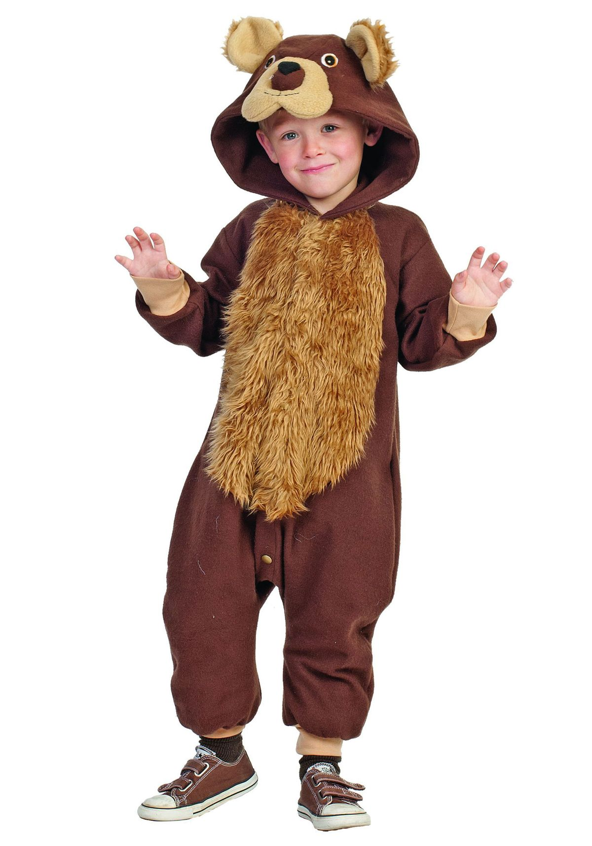 Костюм медведя своими руками на ребенка 407