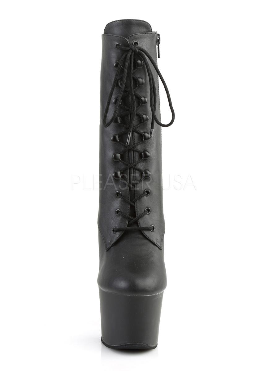 Pleaser SKY-1020 SKY-1020 SKY-1020 6 3 4 Inch Ankle High Platform Boots 88dfe7